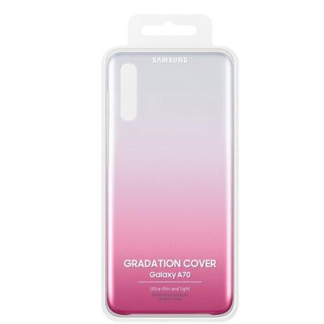 Husa Hard Cover Samsung pentru Samsung Galaxy A70 Pink
