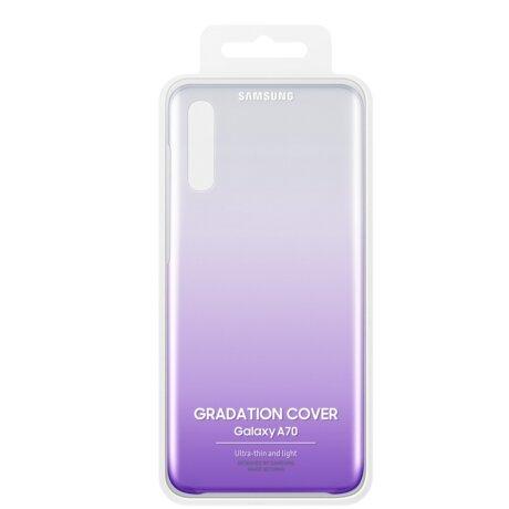 Husa Cover Hard Samsung pentru Samsung Galaxy A70 Purple