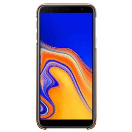 Husa Cover Hard Samsung pentru Samsung Galaxy J4 Plus 2018 EF-AJ415CFEGWW Gold