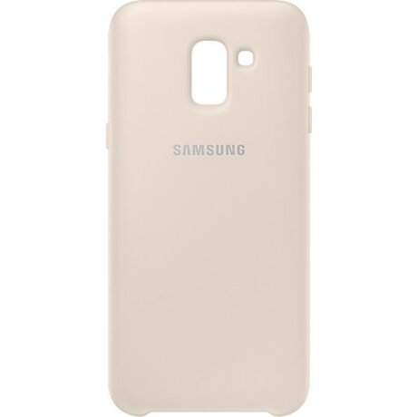 Husa Cover Hard Samsung pentru Samsung Galaxy J6 2018 Auriu