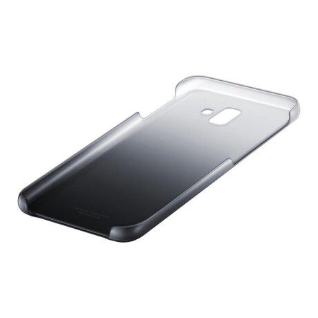 Husa Cover Hard Samsung pentru Samsung Galaxy J6 Plus 2018 Negru