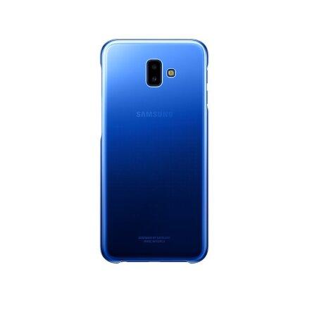 Husa Cover Hard Samsung pentru Samsung Galaxy J6 Plus Albastru