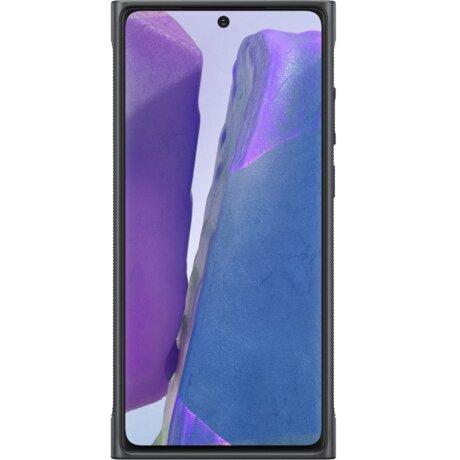 Husa Cover Hard Samsung Protective pentru Samsung Galaxy Note 20 Negru