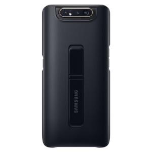 Husa Cover Hard Samsung Standing pentru Samsung Galaxy A80 Black