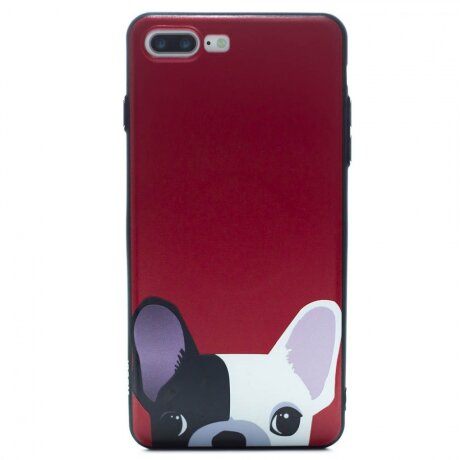 Husa Cover Hoco Cool Pentru Iphone 7/8/Se 2 Bulldog