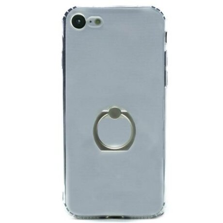 Husa Cover Hoco Inel Metalic Pentru Iphone 7/8/Se 2 Gri