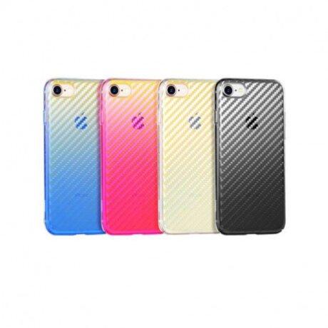 Husa Cover Hoco Lattice Pentru Iphone 7/8/Se 2 Alb