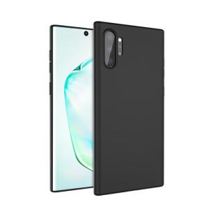Husa Cover Hoco Silicon Fascination pentru Samsung Galaxy Note 10 Negru