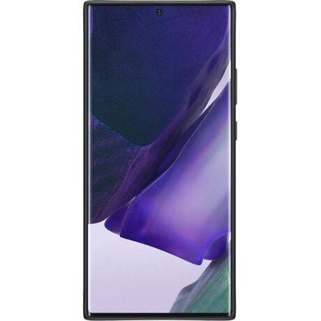Husa Cover Leather Samsung pentru Samsung Galaxy Note 20 Ultra Negru