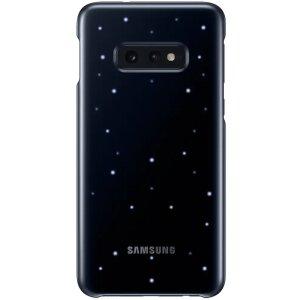 Husa Cover Led Samsung pentru Samsung Galaxy S10e Negru