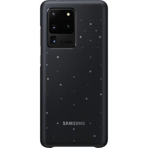 Husa Cover Led Samsung pentru Samsung Galaxy S20 Ultra Negru