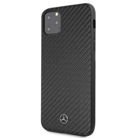 Husa Cover Mercedes Dynamic pentru iPhone 11 Pro Max  Negru