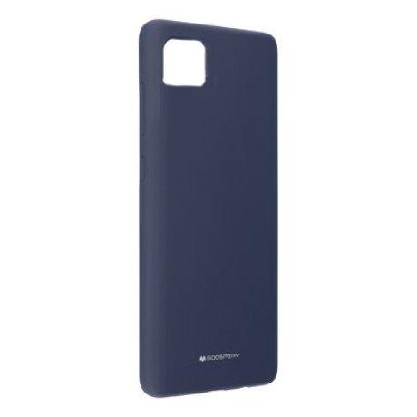 Husa Cover Mercury Silicon Jellysoft pentru Huawei P40 Lite Negru