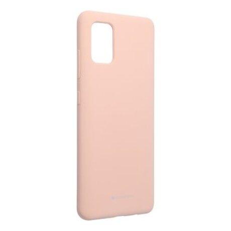 Husa Cover Mercury Silicon Jellysoft pentru Huawei P40 Lite Nude