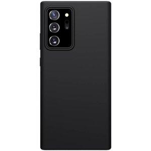 Husa Cover Nillkin Flex Pure pentru Samsung Galaxy Note 20 Ultra Negru