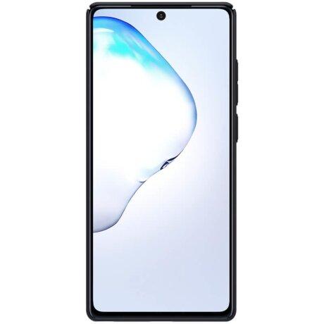 Husa Cover Nillkin Super Frosted pentru Samsung Galaxy Note 20 Negru