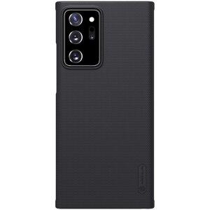 Husa Cover Nillkin Super Frosted pentru Samsung Galaxy Note 20 Ultra Negru