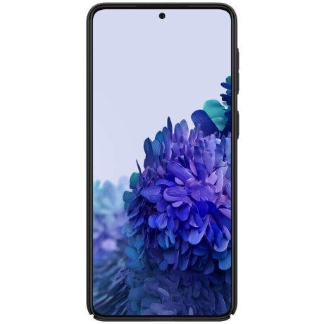 Husa Cover Nillkin Super Frosted pentru Samsung Galaxy S21 Plus Negru