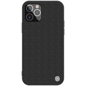 Nillkin Textured Hard Case pro iPhone 12/12 Pro 6.1 Black