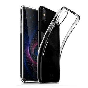 Husa Cover Senso Silicon pentru Huawei P40 Lite E Transparent