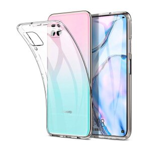 Husa Cover Senso Silicon Pentru Huawei P40 Lite Transparent