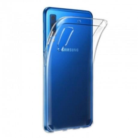 Husa Cover Senso Silicon pentru Samsung Galaxy A50/A30s/A50s Transparent