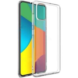 Husa Cover Senso Silicon pentru Samsung Galaxy Note 10 Lite/A81 Transparent
