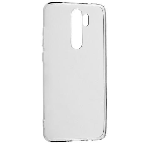 Husa Cover Senso Silicon pentru Xiaomi Redmi Note 8 Transparent
