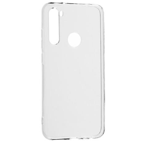 Husa Cover Senso Silicon pentru Xiaomi Redmi Note 8T Transparent