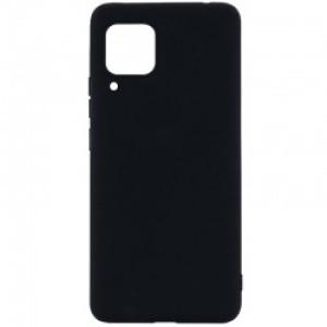 Husa Cover Senso Silicon Soft Mat pentru Huawei P40 Lite Negru