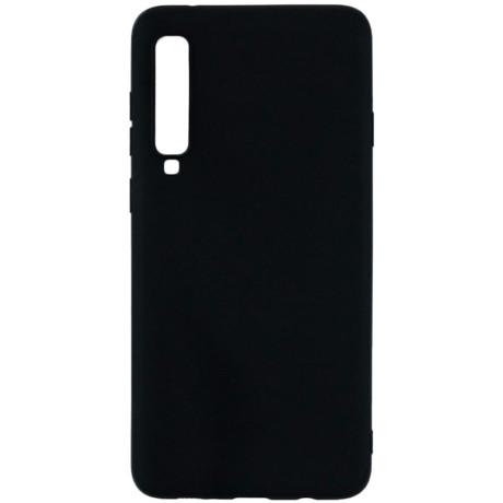 Husa Cover Senso Silicon Soft Mat pentru Samsung Galaxy A50/A30s/A50s Negru