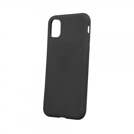 Husa Cover Senso Silicon Soft Mat pentru Samsung Galaxy S10lite/A91 Negru