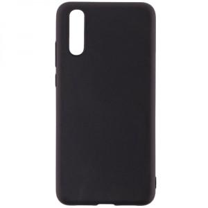 Husa Cover Senso Silicon Soft Mat pentru Xiaomi Mi 9 Negru