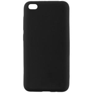 Husa Cover Senso Silicon Soft Mat pentru Xiaomi Redmi 5A/Go Negru