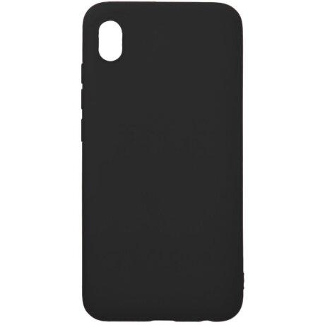 Husa Cover Senso Silicon Soft Mat pentru Xiaomi Redmi 7A Negru