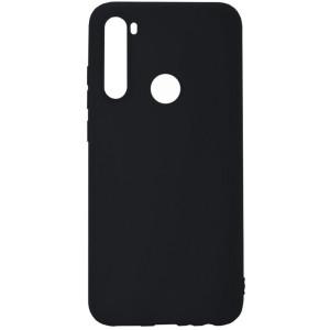 Husa Cover Senso Silicon Soft Mat pentru Xiaomi Redmi Note 8T Negru