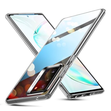 Husa Cover Silicon ESR pentru Samsung Galaxy Note 20 Transparent