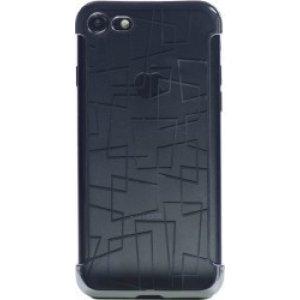 Husa Cover Silicon N Pentru Iphone 7/8/Se 2 Rama Argintiu