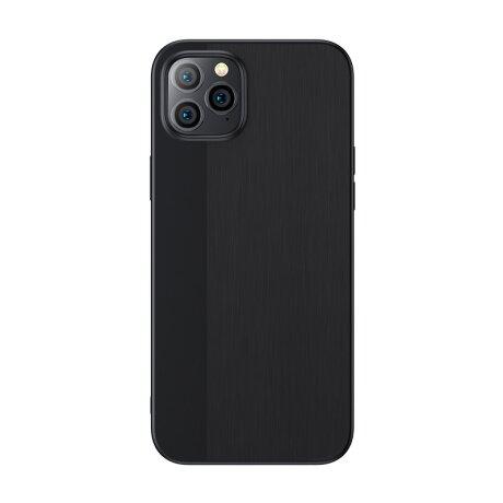 Husa Cover Silicon pentru iPhone 12 Mini Negru