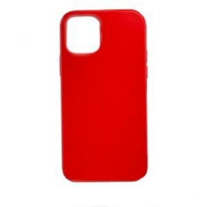 Husa Cover Silicon pentru iPhone 12/12 Pro Rosu