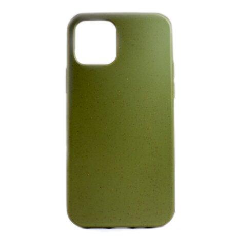 Husa Cover Silicon pentru iPhone 12/12 Pro  Verde