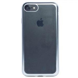 Husa Cover Silicon Pentru Iphone 7/8/Se 2 Rama Argintiu