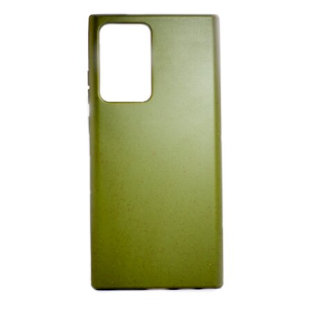 Husa Cover Silicon pentru Samsung Galaxy Note 20 Ultra Bulk Verde