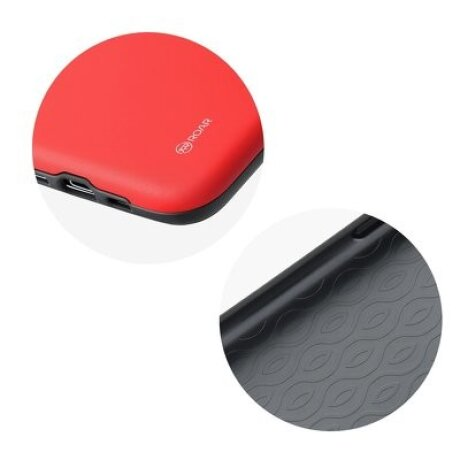 Husa Cover Silicon Roar pentru Samsung Galaxy S20 Plus Rosu