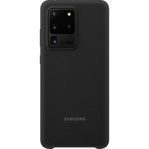 Husa Cover Silicon  Samsung pentru Samsung Galaxy S20 Ultra Negru