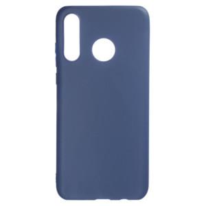 Husa Cover Silicon Slim Mobico pentru Huawei P30 Albastru