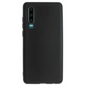 Husa Cover Silicon Slim Mobico pentru Huawei P30 Negru