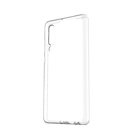 Husa Cover Silicon Slim Mobico pentru Huawei P30 Transparent