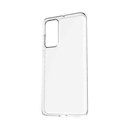 Husa Cover Silicon Slim Mobico pentru Huawei P40 Lite Transparent