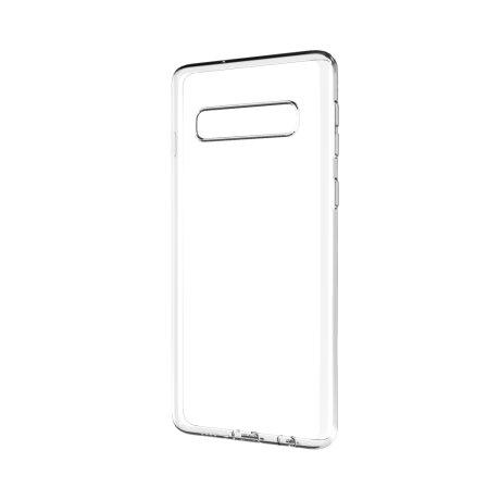 Husa Cover Silicon Slim Mobico pentru Samsung Galaxy S10e Transparent